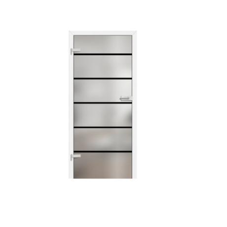 ERKADO – drzwi wewnętrzne szklane- GRAF 6