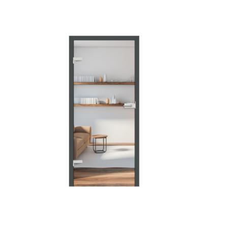 ERKADO – drzwi wewnętrzne szklane- GRAF 8