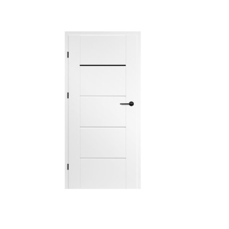 ERKADO – drzwi wewnętrzne lakierowane przylgowe i bezprzylgowe- Laurencja 3