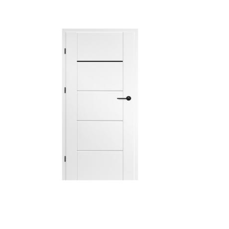 ERKADO– drzwi wewnętrzne lakierowane przylgowe i bezprzylgowe- Laurencja 1