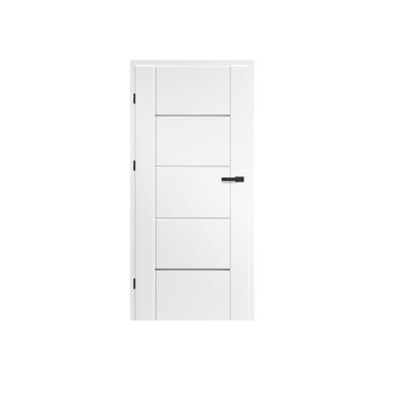 ERKADO – drzwi wewnętrzne lakierowane przylgowe i bezprzylgowe- Laurencja 4