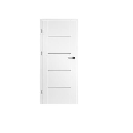 ERKADO – drzwi wewnętrzne lakierowane przylgowe i bezprzylgowe- Laurencja 5