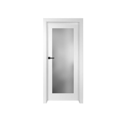 ERKADO – drzwi wewnętrzne płytowe lakierowane- Turan-1