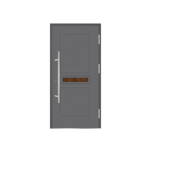 DRZWI STALOWE MARTOM -FullPers Classic- 1HK-83