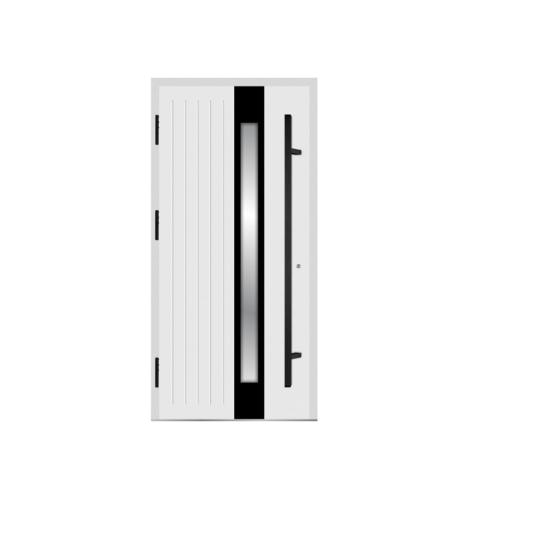 DRZWI STALOWE MARTOM -FullPers Diamond- 1MS-96-63