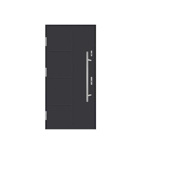 DRZWI STALOWE MARTOM – Modern – A-00