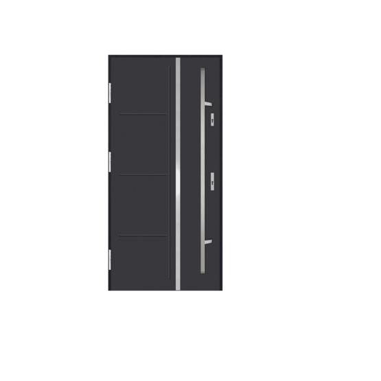 DRZWI STALOWE MARTOM – Modern – AI-04