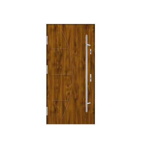 DRZWI STALOWE MARTOM – Modern – B-00