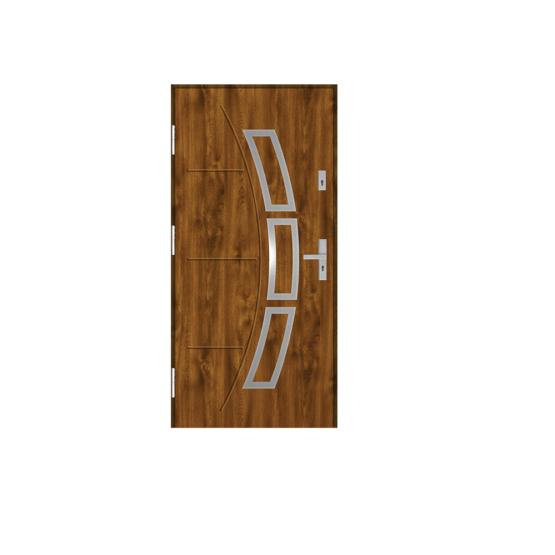 DRZWI STALOWE MARTOM – No Glass – BI-21