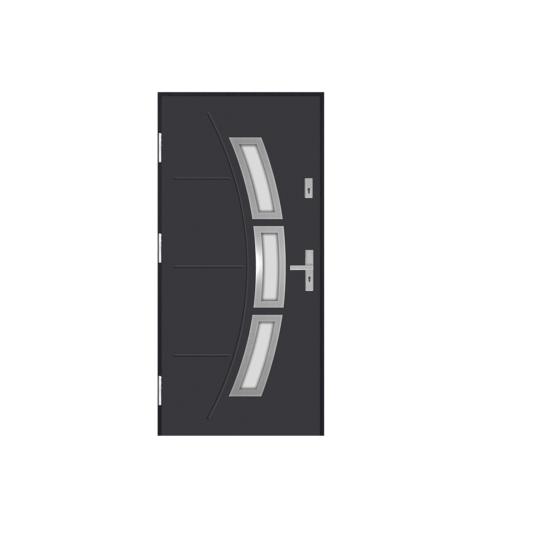 DRZWI STALOWE MARTOM – Modern – BI-21-21