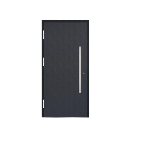 DRZWI STALOWE MARTOM – No Glass – G-00 1000 antaba