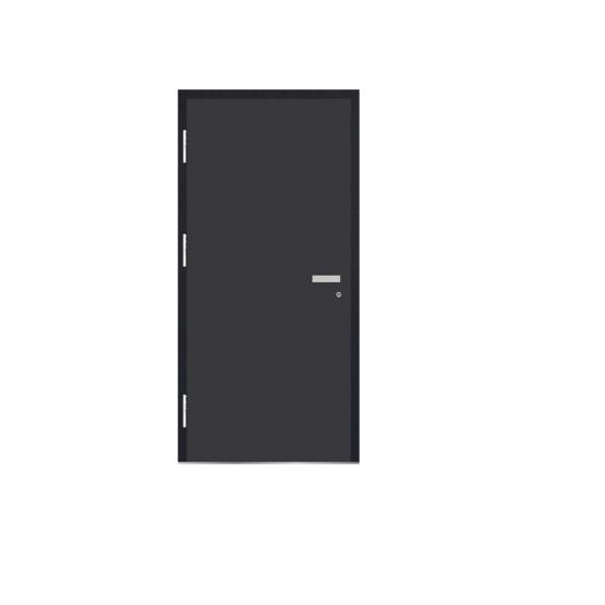 DRZWI STALOWE MARTOM – Modern – G-00-165-antaba