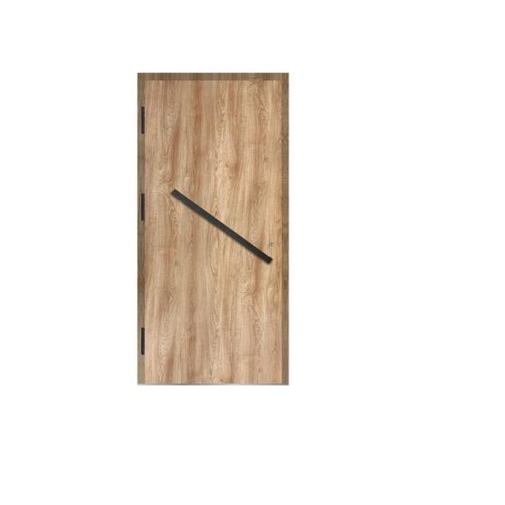 DRZWI STALOWE MARTOM – No Glass – G-00 830 antaba