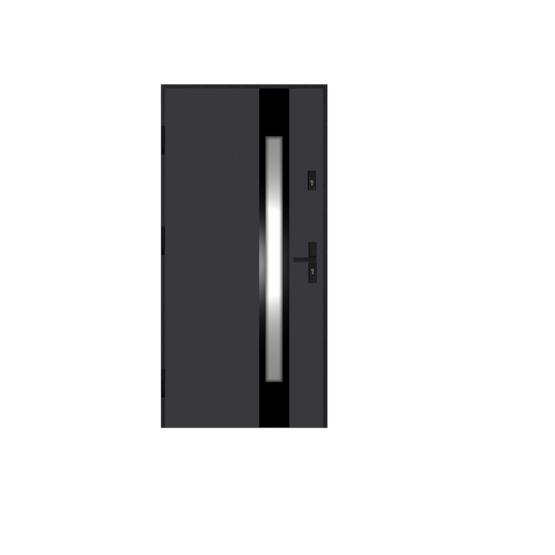 DRZWI STALOWE MARTOM – Modern – GB-01-3