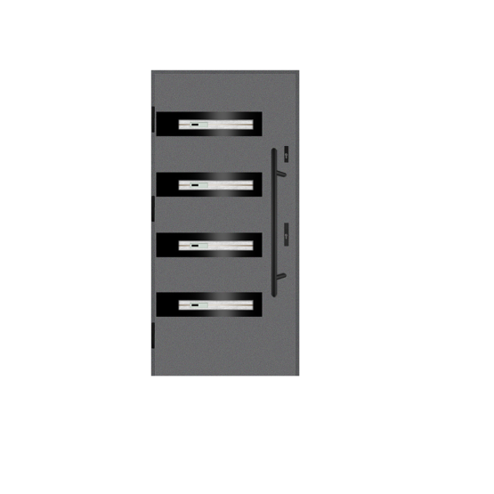 DRZWI STALOWE MARTOM – Modern – GB-20-18