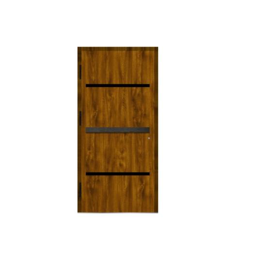 DRZWI STALOWE MARTOM -FullPers Geometric – GB 91