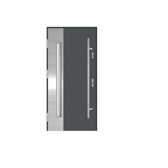 DRZWI STALOWE MARTOM – Modern – GI-03-3