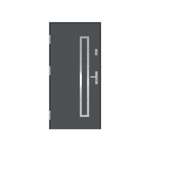 DRZWI STALOWE MARTOM – No Glass – GI-05