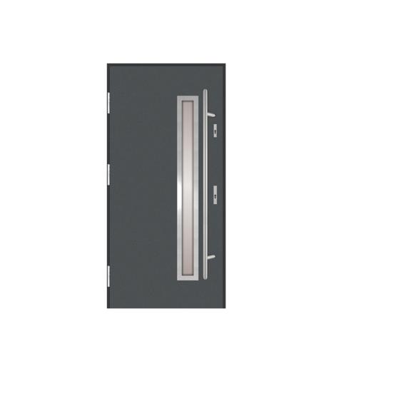 DRZWI STALOWE MARTOM – Modern – GI-05-3