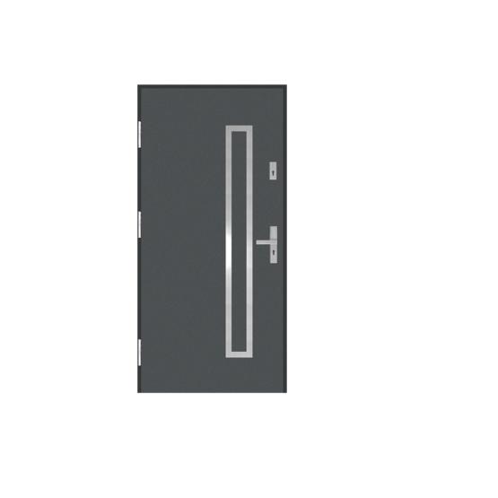 DRZWI STALOWE MARTOM – Modern – GI-05