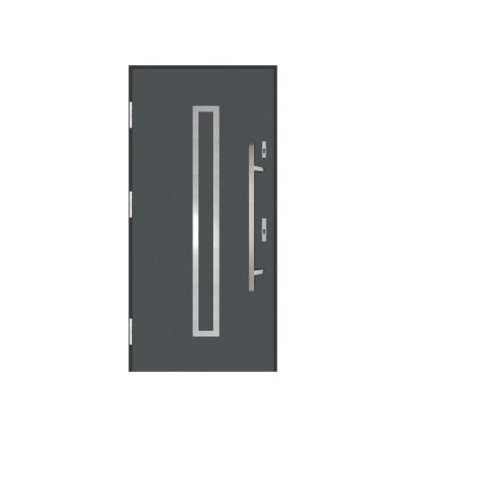 DRZWI STALOWE MARTOM – Modern – GI-06
