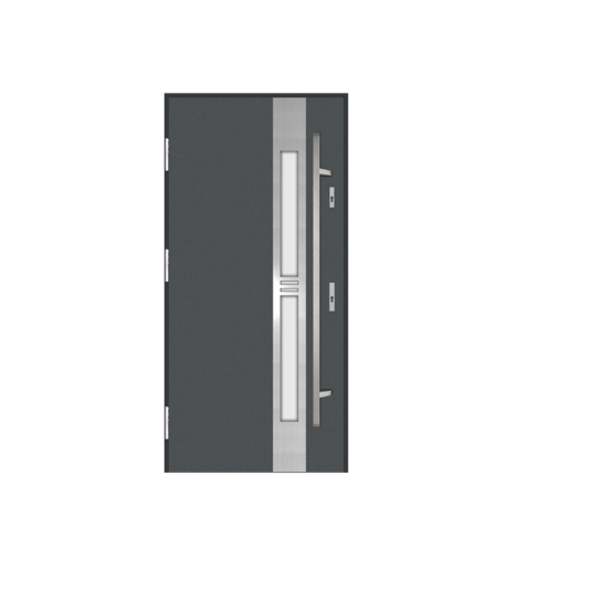 DRZWI STALOWE MARTOM – Modern – GI-09-3