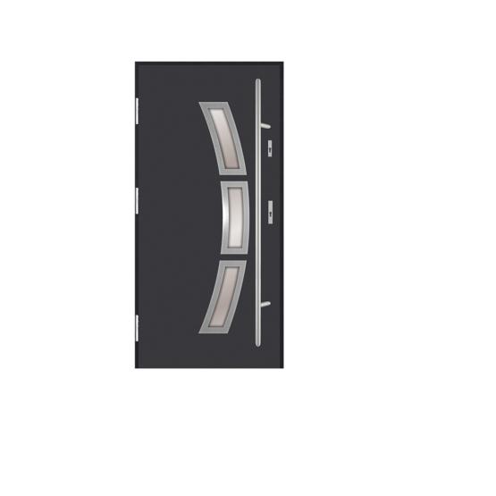 DRZWI STALOWE MARTOM – Modern – GI-21-21