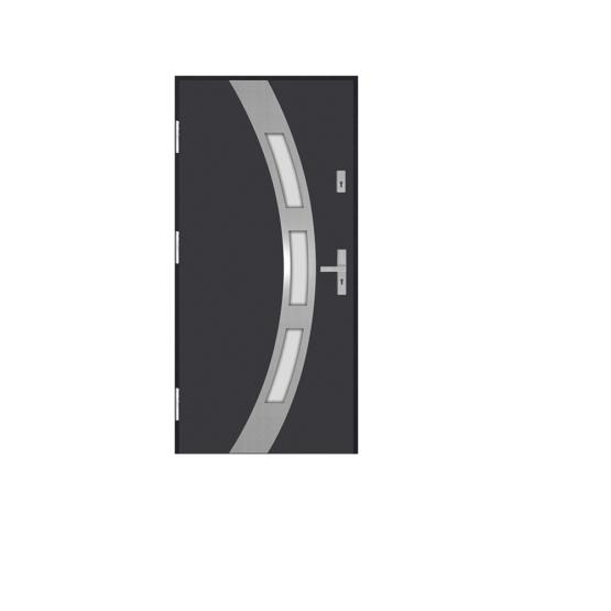 DRZWI STALOWE MARTOM – Modern – GI-25-29