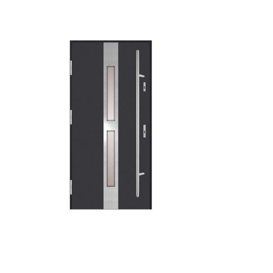 DRZWI STALOWE MARTOM – Modern – GI-29-3