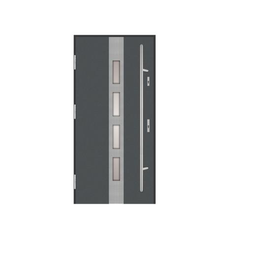 DRZWI STALOWE MARTOM – Modern – GI-30-3