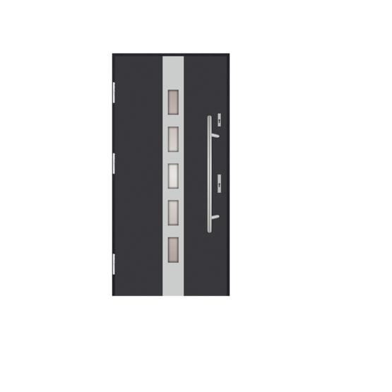 DRZWI STALOWE MARTOM – Modern – GI-31-3