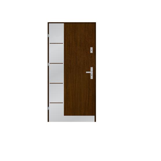 DRZWI STALOWE MARTOM – No Glass – GI-42