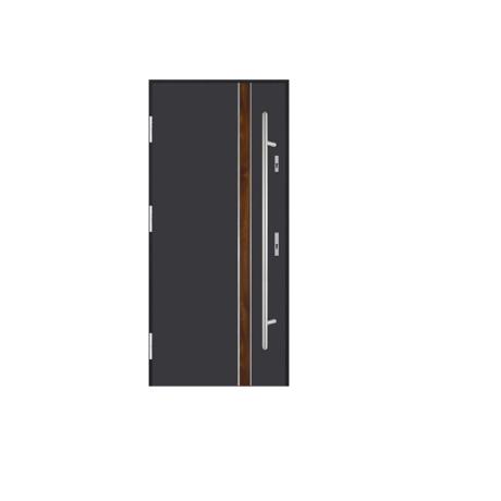 DRZWI STALOWE MARTOM – Simple Elegance – GIL-52