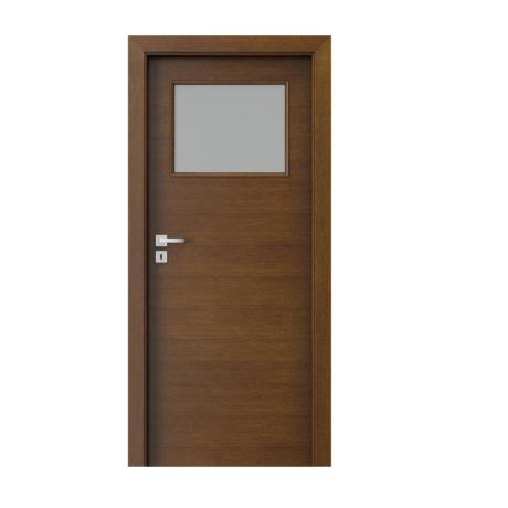 PORTA – drzwi wewnętrzne płytowe- KOLEKCJA NATURA CLASSIC- 7.2 – TABACCO