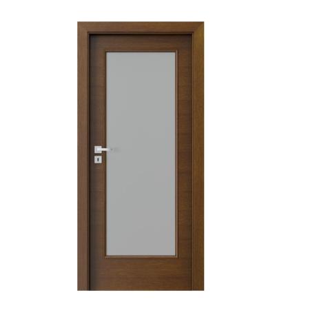 PORTA – drzwi wewnętrzne płytowe- KOLEKCJA NATURA CLASSIC- 7.3 – TABACCO
