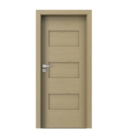 PORTA – drzwi wewnętrzne ramiakowe- KOLEKCJA NATURA KONCEPT- K.0 – DĄB