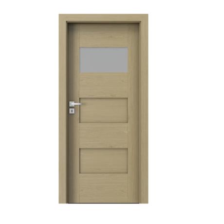 PORTA – drzwi wewnętrzne ramiakowe- KOLEKCJA NATURA KONCEPT- K.1 – DĄB
