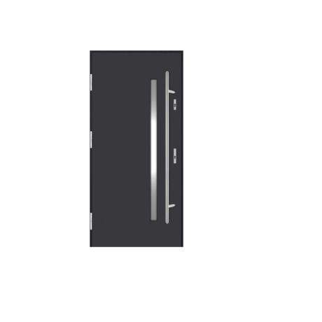 DRZWI STALOWE MARTOM – Simple Elegance – P-G-603-48