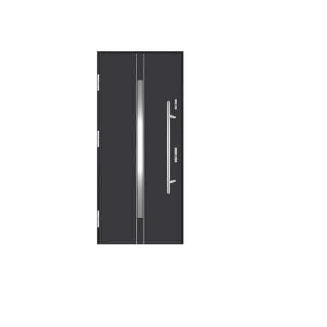 DRZWI STALOWE MARTOM – Simple Elegance – P-GI-607-48