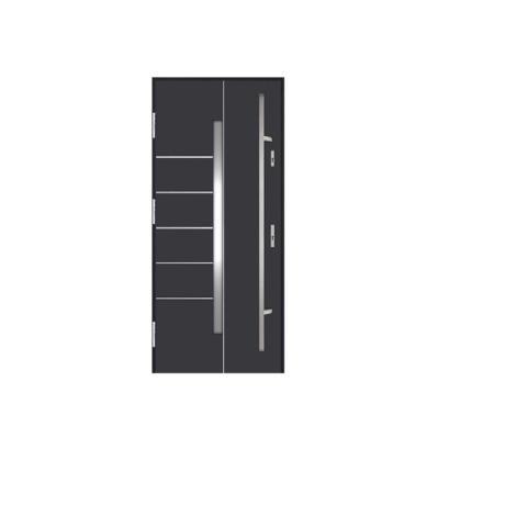 DRZWI STALOWE MARTOM – Simple Elegance – P-GI-621-48
