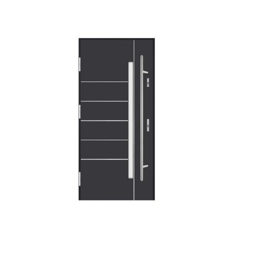 DRZWI STALOWE MARTOM – Simple Elegance – P-GI-622-48