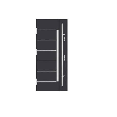 DRZWI STALOWE MARTOM – Simple Elegance – P-GI-623-48