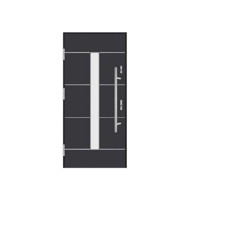 DRZWI STALOWE MARTOM – Simple Elegance – P-GI-628-49