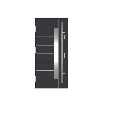 DRZWI STALOWE MARTOM – Simple Elegance – P-GI-631-49
