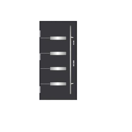 DRZWI STALOWE MARTOM – Simple Elegance – P-GI-636-51