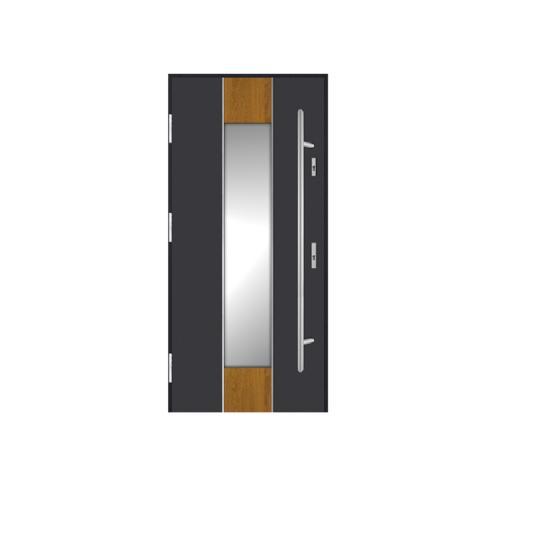 DRZWI STALOWE MARTOM – Simple Elegance – P-GIL-612-50
