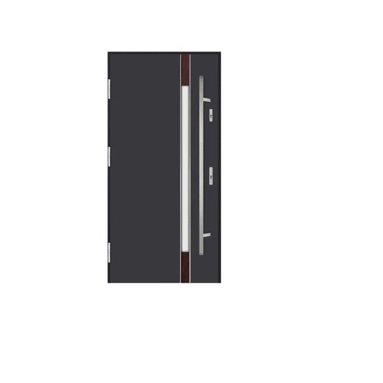 DRZWI STALOWE MARTOM – Simple Elegance – P-GIL-614-48