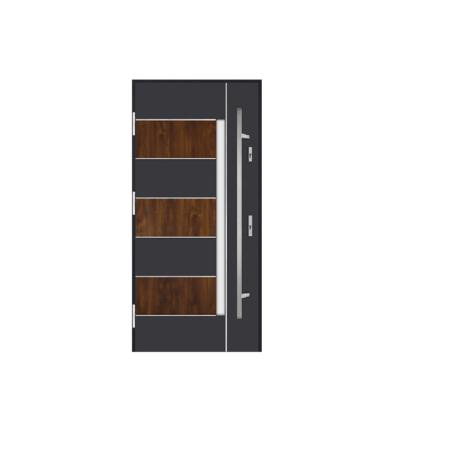 DRZWI STALOWE MARTOM – Simple Elegance – P-GIL-655-48