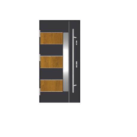 DRZWI STALOWE MARTOM – Simple Elegance – P-GIL-656-49