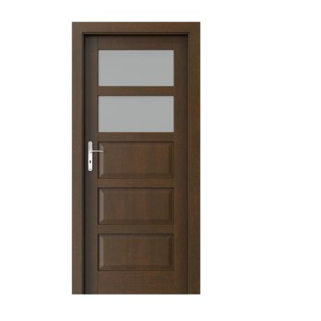 PORTA – drzwi wewnętrzne ramiakowe- KOLEKCJA TOLEDO – 2 – MOCCA